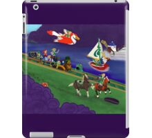 Links to the Rescue iPad Case/Skin