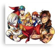 kingdom event Canvas Print