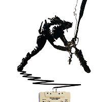 The Clash - London Calling by quintenvandijck