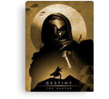 Destiny the Hunter Canvas Print