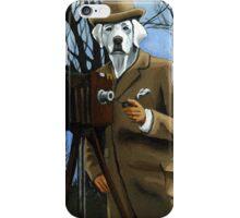 Herbert Adams - fantasy oil painting iPhone Case/Skin