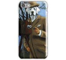 Herbert Adams - fantasy oil painting iPhone Case/Skin