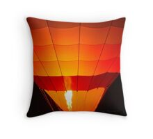 We Have Lift Off Throw Pillow