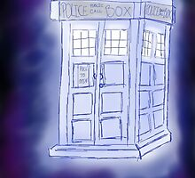 Police Box by Oh-Rose