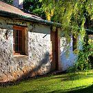 Russ Cottage by Michael  Bermingham