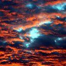 Lake Superior Sky by Karen K Smith