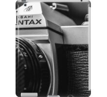Pentax film Camera iPad Case/Skin