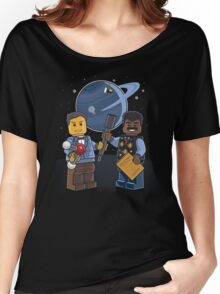Space Is Awesome Women's Relaxed Fit T-Shirt