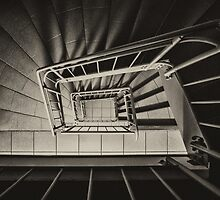 Stairs Spiral by pritamcreations