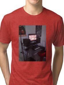 CloudLounge Studio  Tri-blend T-Shirt