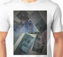 SEVERAL GRAPHIC DESIGN PROJECTS(C1997 - 2000) Unisex T-Shirt