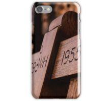 1955 iPhone Case/Skin