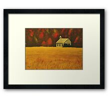 """""""Mountain Autumn""""... prints and products Framed Print"""