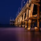 The Jetty by Josie Mackerras