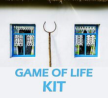 Game of life kit by luckypixel