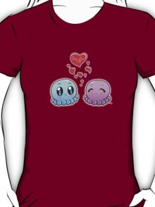 True Love: Tako-Chan V Day Shirt T-Shirt