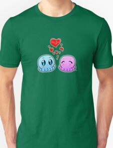 True Love: Tako-Chan V Day Shirt Unisex T-Shirt