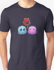 True Love: Tako-Chan V Day Shirt Unisex T-Shirt