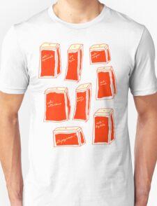'Retro Prescriptives an Antithesis for Post-Modern Living' T-Shirt