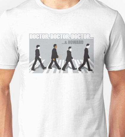 3 PHd's and a Master's Degree T-Shirt