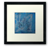 MY BLUE MOMENTS(C2000) Framed Print