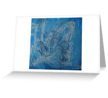 MY BLUE MOMENTS(C2000) Greeting Card