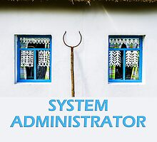 System administrator by luckypixel