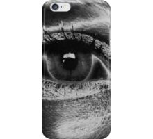 Abstract Eye iPhone Case/Skin
