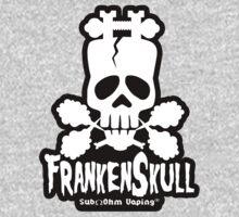 FrankenSkull by mrthe