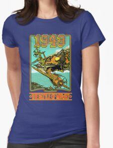 The Battle of Midway Womens Fitted T-Shirt