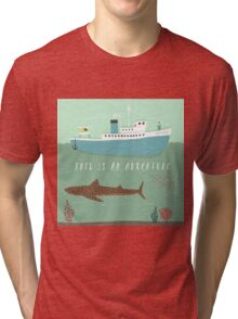The Belafonte Tri-blend T-Shirt