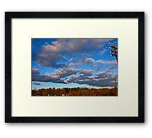 The Field Framed Print