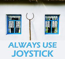 Always use joystick by luckypixel