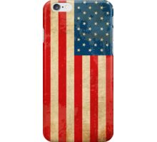 American Flag — World Flag Series iPhone Case/Skin