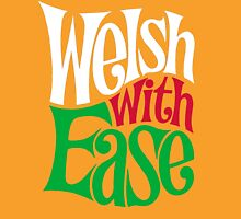Proud Welsh T Shirt Unisex T-Shirt