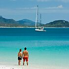Whitehaven Beach by Tim Wootton