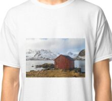 The red shed Classic T-Shirt
