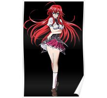 High School DXD Born Rias Gremory Poster