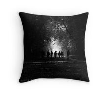 new souls... Throw Pillow
