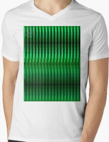 ©DA Green Thing I Mens V-Neck T-Shirt