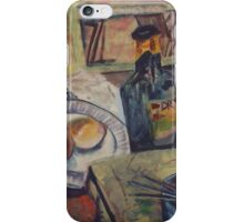 STILL LIFE WITH DRY(C1994) iPhone Case/Skin