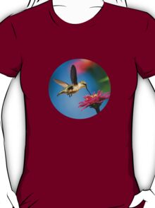Art of Hummingbird Flight T-Shirt