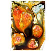 lava lumps # 3 Poster