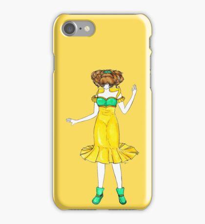 Flower Girl : Jonquil iPhone Case/Skin
