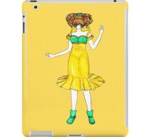 Flower Girl : Jonquil iPad Case/Skin