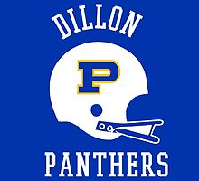 Dillon Panthers Football  by Weston Miller