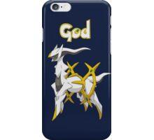 God iPhone Case/Skin