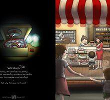 Boxes of life --- Wishes by nikklemomo