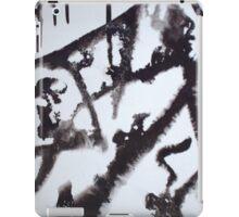 EVENING AFTER FRESH SNOW FALL(C2000) iPad Case/Skin