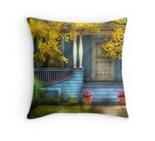 Georgious Victorian Throw Pillow